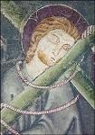Waltersburger Meister. Kreuztragung, um 1330. KK