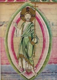 Auferstandener Christus, 11. Jh. KK