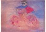 Philip Nelson. The Bicycle Rider, 1996. KK