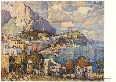 Gorbatoff, K. Capri. KK