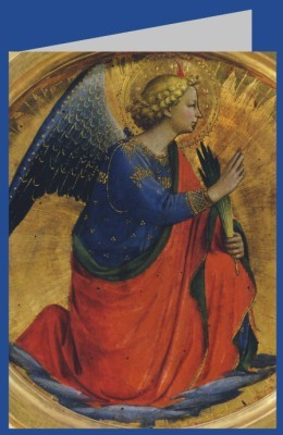 Angelico. Engel der Verkündung. DK