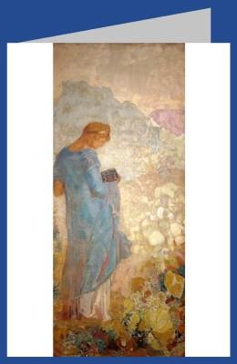 Odilon Redon. Pandora, 1912