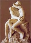 Auguste Rodin. Der Kuss. KK