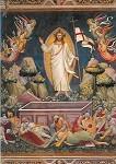 Gerini, N. Auferstehung Christi, um 14oo, KK