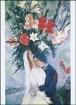 Marc Chagall. Die Verlobten, 1927-1933/35. KK