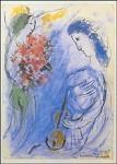 Marc Chagall. Für Nadia Boulanger, 1967. KK