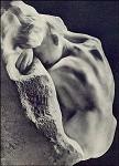 Auguste Rodin. Danaide. KK