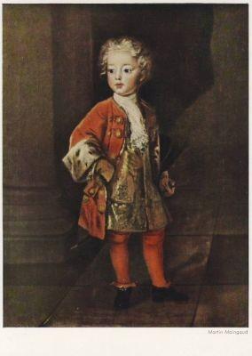 Maingaud, M. Prinz Philipp Moritz von Bayern 1698-1719.