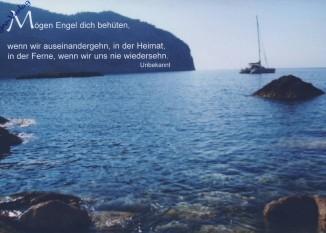 Steffens-Knutzen. Mögen Engel dich behüten. Foto-DK