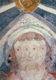 Darstellung des dreieinigen Gottes (Ausschnitt). KK