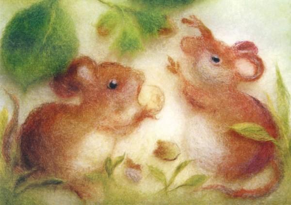 Franziska Sertori-Kopp. Die Mäuse