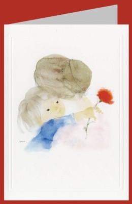 Chihiro Iwasaki. Mutter und Kind. DK