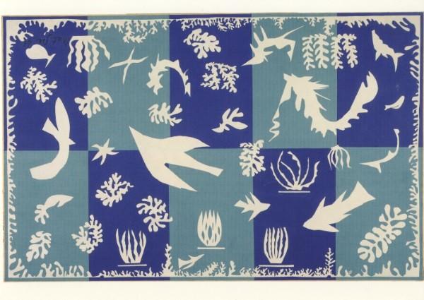 Henri Matisse. Polynesien. Das Meer, 1946