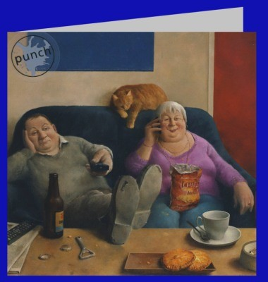 Marius van Dokkum. Diet on hold, 2011. 15x15-DK