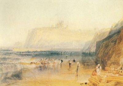 Joseph Mallord William Turner. Am Meeresstrand von Whitby