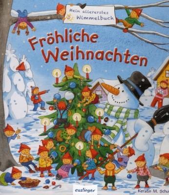 Kerstin M. Schuld. Fröliche Weihnachten