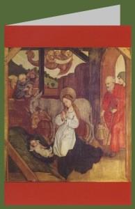 Schongauer, M. Geburt Christi. DK