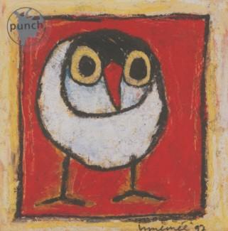 Innemée. Eule, 1997. 15x15-DK