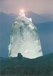 Rende Zoutewelle. Montségur Crystal, Foto 2005