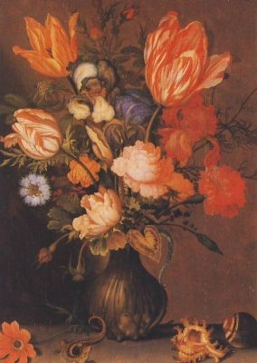 Balhasar van der Ast. Blumenstrauß