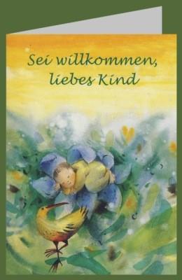 Waldman-Brun, S. Sei willkommen liebes Kind. DK