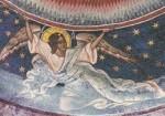 Byzantinisch. Erzengel Gabriel. KK