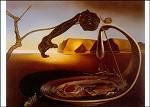 Salvador Dali. Der erhabene Augenblick, 1938. KK