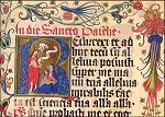 Furtmey, B. Der Auferstandene erscheint s. Mutter, 1482. KK