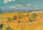 Gogh, V. Ernte, 1890. KK
