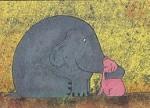 Korth-Sander, I. Elefant und Schweinchen. KK