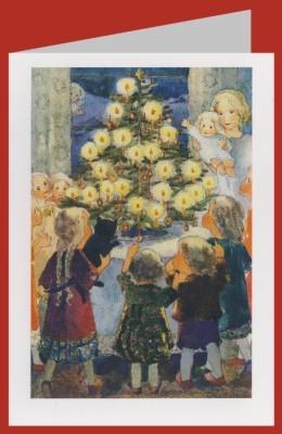 Mili Weber. Frohes Weihnachtsfest! DK
