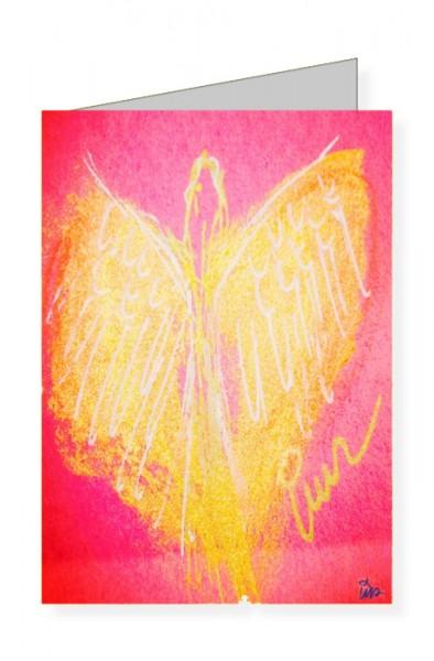 Imme Linzer. Engel des Lichts. Angel of Light, 2014