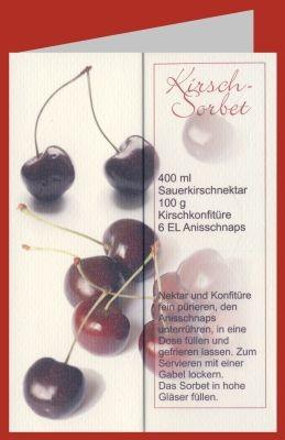 Breyer. Kirsch-Sorbet. DK