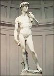 Michelangelo. David. 1501-1504. Griechisch. KK