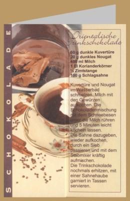 Breyer. Orientalische Trinkschokolade. DK