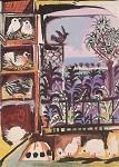 Picasso, P. Los Pichones, 1957. KK