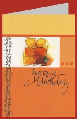 Decker, Marion. happy birthday. DK