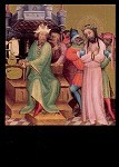 Bertram, Meister. Christus vor Pilatus. KK