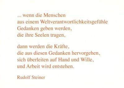 "Rudolf Steiner in ""Die Sendung Michaels"""