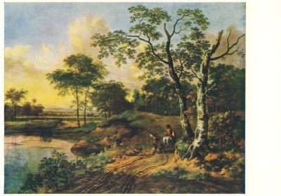 Wiynants, J. Abendlandschaft. KK