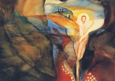 Werner Tolksdorf. Mysterium von Golgatha IV, 1994/97
