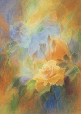 Collot d`Herbois. Rose (gelb), 1984