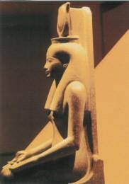 Aegy.Hathor: Durch die verbreitete Vorstellung vom Himmel.KK