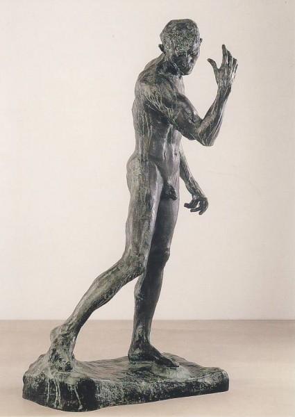 Auguste Rodin. Pierre de Wiessant, ca. 1885. KK