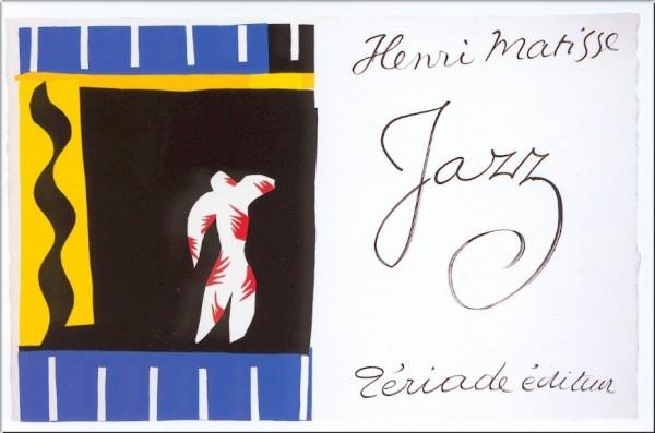Henri Matisse. Jazz, 1947. KK