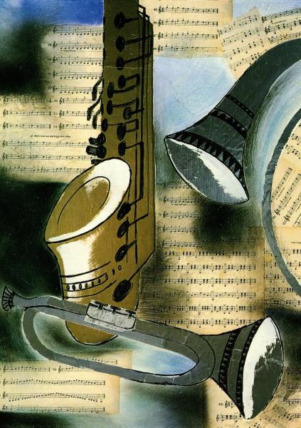 Koetsier, E. Blasinstrumente. KK