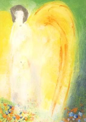 Christel Holl. Engel des Segens