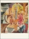 Paul Klee. 171 Astrale Automaten, 1918. KK