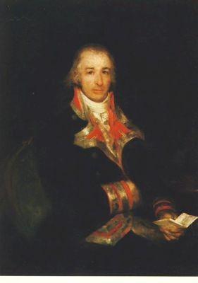 Goya, F.Don Jose Queralto