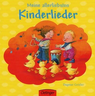 Dagmar Geisler. Meine allerliebsten Kinderlieder
